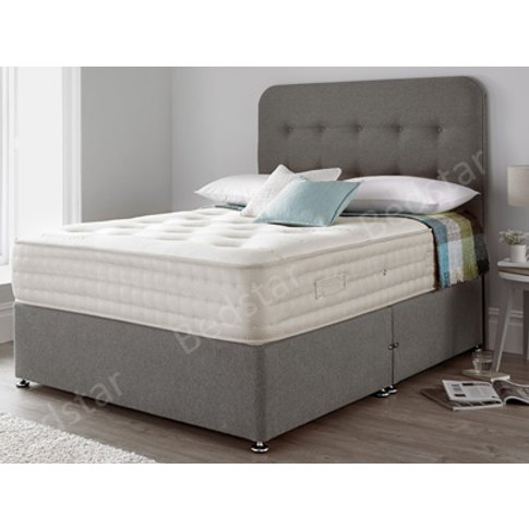 Giltedge Beds Hornbeam 1000 5ft Kingsize Divan Bed