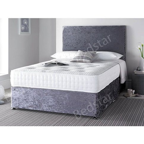 Giltedge Beds Hunington 1000 4ft Small Double Divan Bed