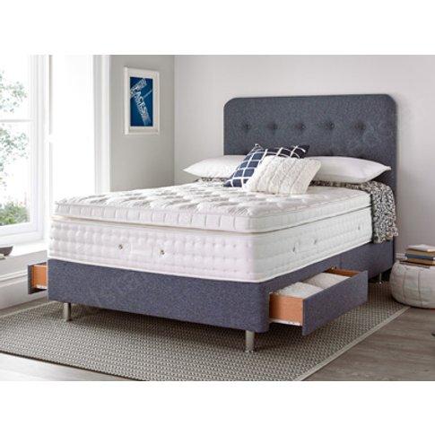 Giltedge Beds Fenham 3000 4ft Small Double Divan Bed