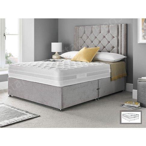 Giltedge Beds Enchantment Zip & Link Divan Bed