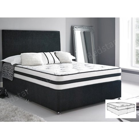 Giltedge Beds Mayfair Zip & Link Divan Bed