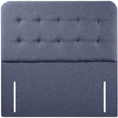 Giltedge Beds Dallas Floor Standing 4ft Small Double Headboard