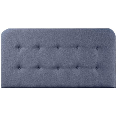 Giltedge Beds Dallas 4ft Small Double Fabric Headboa...