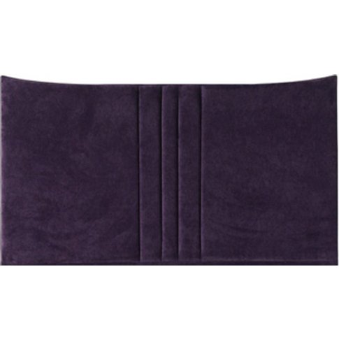 Giltedge Beds Memphis Fabric Headboard,On Struts