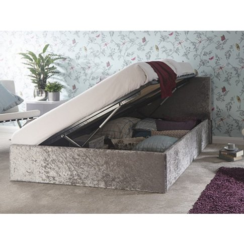 Milan Bed Company Side Lift 5ft Kingsize Ottoman Bed...