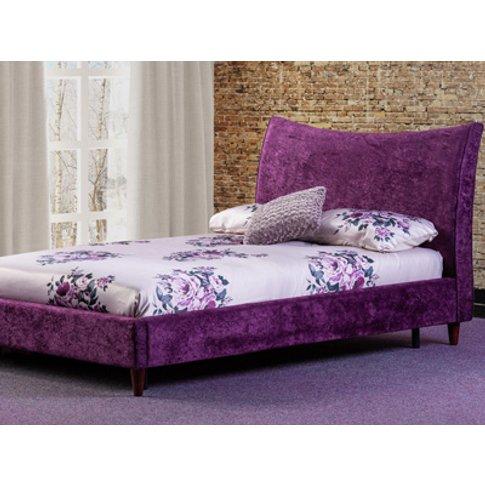 Sweet Dreams Poppy Fabric Bed