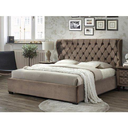 Sar Beds Infinity 5ft Kingsize Fabric Bedframe