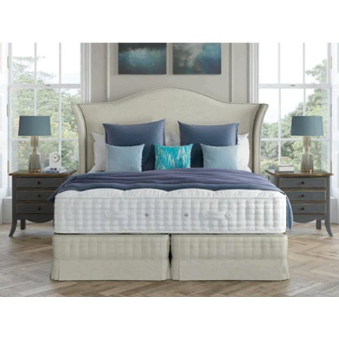 Relyon Heritage Emperor 4ft Small Double Divan Bed