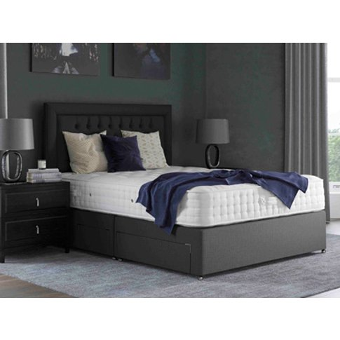 Relyon Heritage Marquess 4ft Small Double Divan Bed