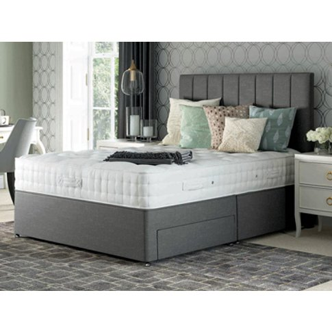 Relyon Heritage Chatsworth 4ft Small Double Divan Bed