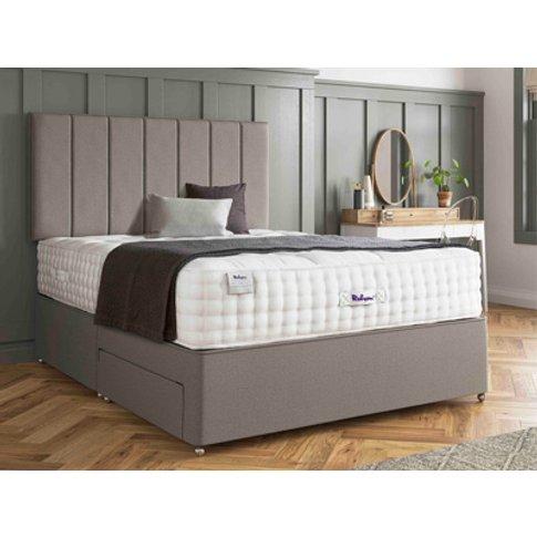 Relyon Classic Alpaca 2500 Elite 5ft Kingsize Divan Bed