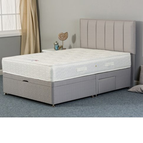 Sweet Dreams Fletcher Ortho 4ft Small Double Divan Bed