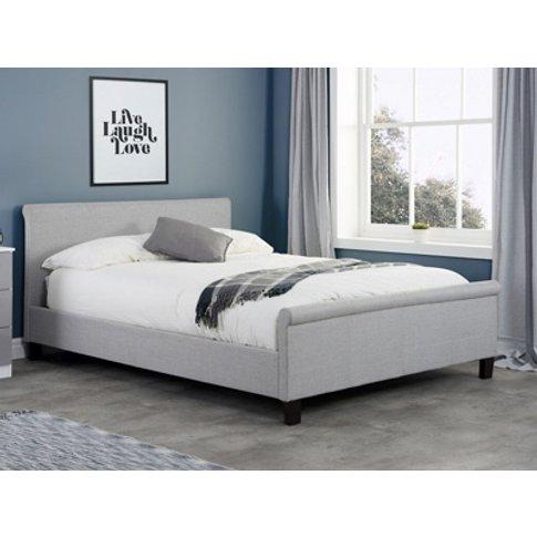 Birlea Stratus 4ft 6 Double Fabric Bedframe