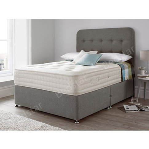 Giltedge Beds Natural Elements 3000 Zip & Link Divan Bed