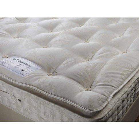 Tcad Norfolk 1200 Pillowtop 4ft Small Double Mattress