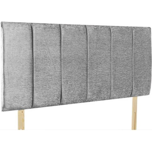 Giltedge Beds Oxford 4ft 6 Double Fabric Headboard,O...