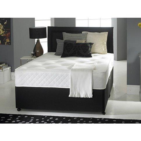 Giltedge Beds Silk 1000 3ft Single Divan Bed