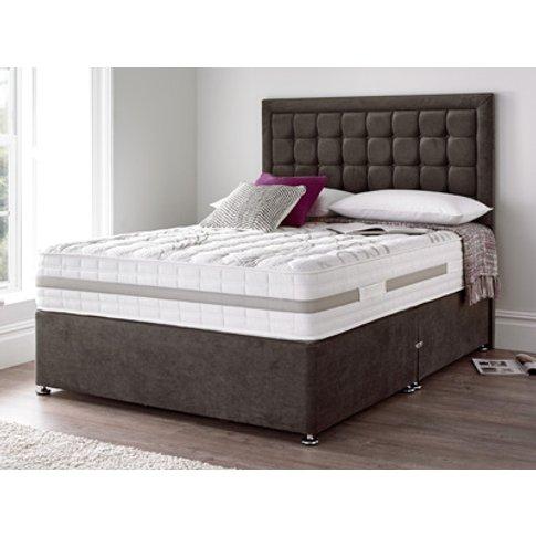 Giltedge Beds Tidworth 2000 6ft Superking Divan Bed