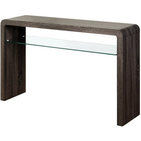 Annaghmore Encore Walnut Console Table - Large