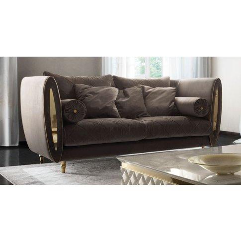 Arredoclassic Adora Sipario 2 Seater Sofa