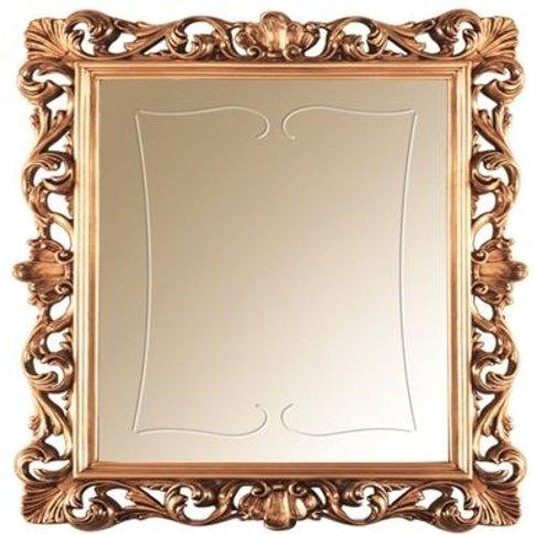 Arredoclassic Sinfonia Rectangular Small Mirror