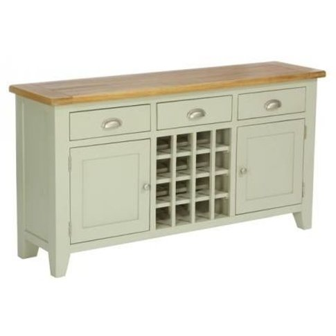 Vancouver Expressions 2 Door 3 Drawer Sideboard with...