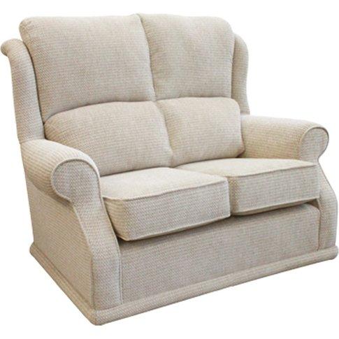 Buoyant Balmoral 2 Seater Fabric Sofa