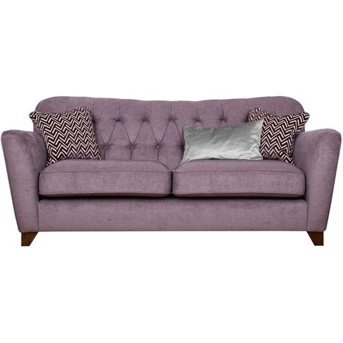 Buoyant Bronte 3 Seater Fabric Sofa