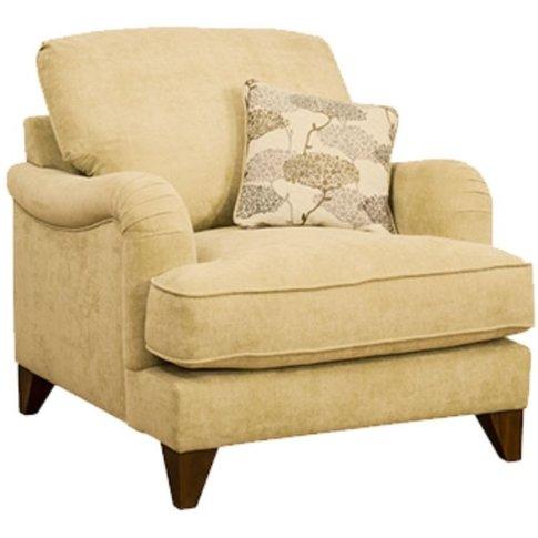 Buoyant Gatsby Fabric Armchair