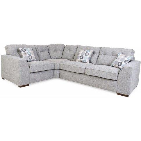 Buoyant Kennedy Fabric Corner Sofa - R2+Co+L1