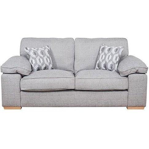 Buoyant Langden 2 Seater Fabric Sofa