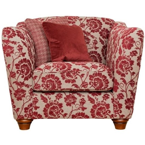 Buoyant Piper Fabric Armchair