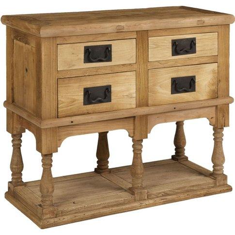 Classic Boston Small Hall Cabinet