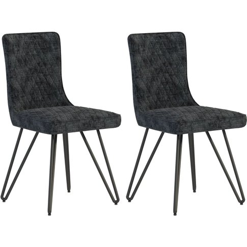 Classic Fusion Dining Chair (Pair)