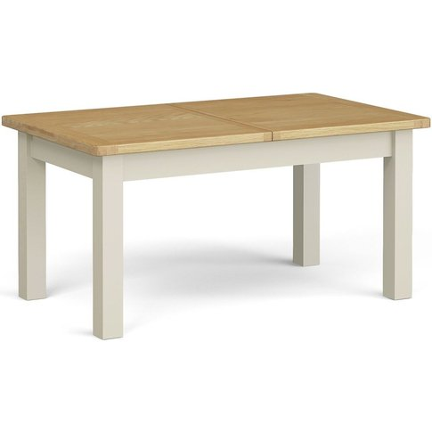 Corndell Daylesford Large Extending Dining Table - O...