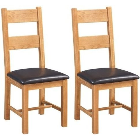 Somerset Oak Dining Chair By Devonshire