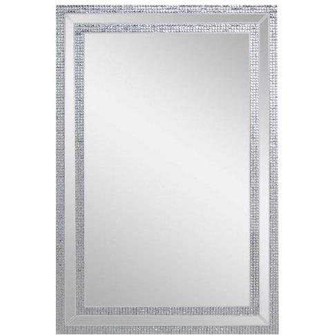 Sparkle Rectangular Mirror - 80cm X 120cm