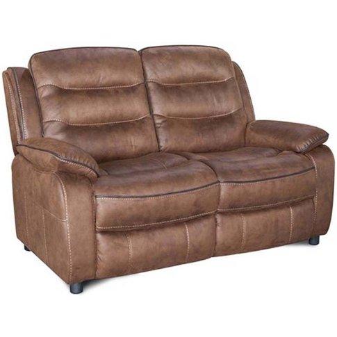 Dakota 2 Seater Fixed Sofa