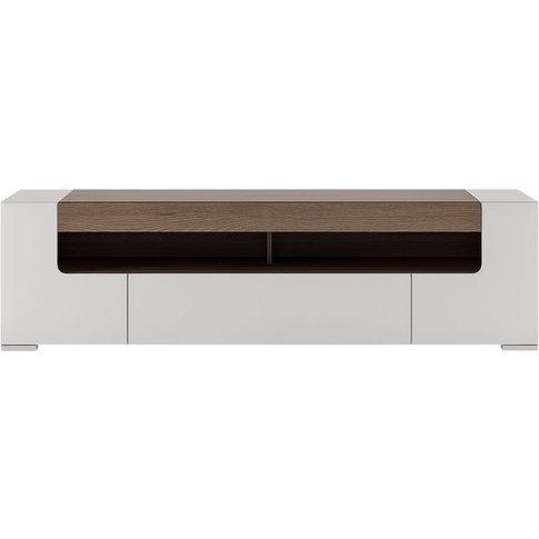 Largo Tv Cabinet - Wide 190cm