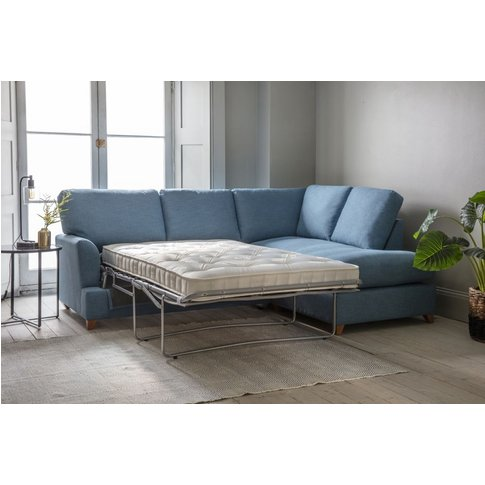Gallery Charlford Fabric Chaise Sofa Bed - Left Hand