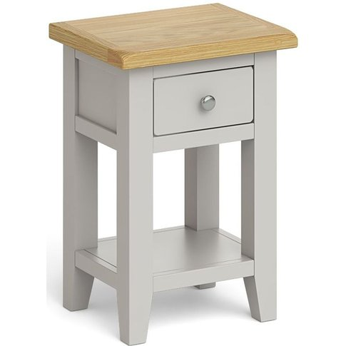 Global Home Guilford Painted Lamp Table