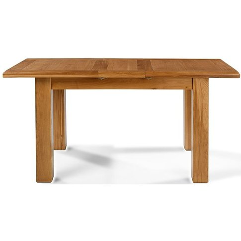 Arles Oak Small Extending Dining Table