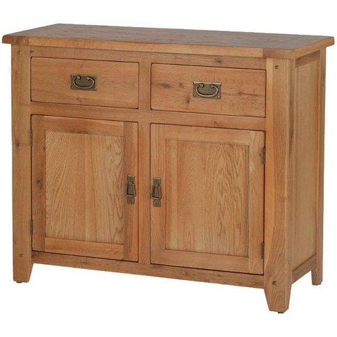 Cherington Oak Standard Sideboard