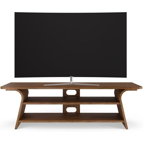 Tom Schneider Chloe 1500 Walnut Large Tv Stand