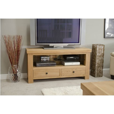 Homestyle Bordeaux Oak Tv Unit