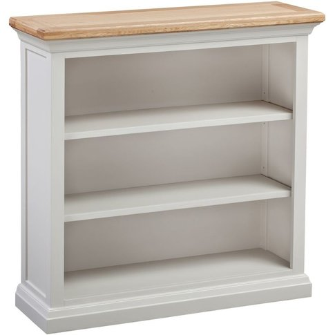 Homestyle Cotswold Painted Small Bookcase