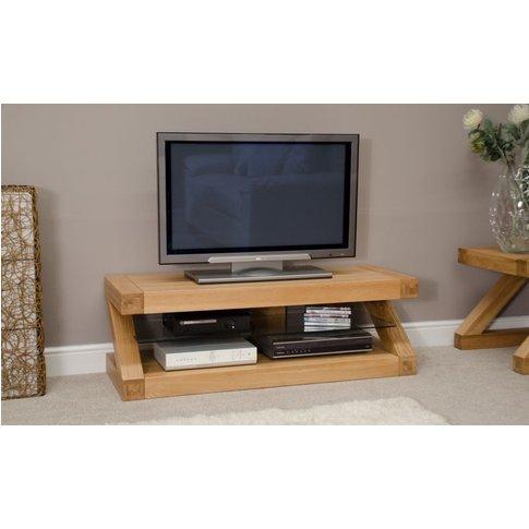 Homestyle Z Oak Designer Plasma Tv Unit