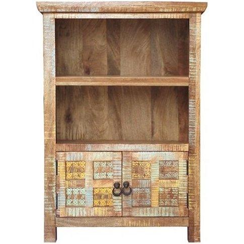 Jaipur Aravali Mango Wood Small Bookcase