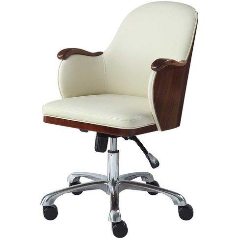 Jual San Francisco Walnut Executive Office Chair - P...