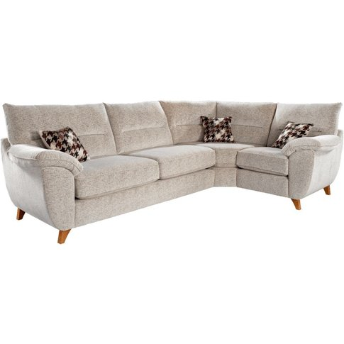 Lebus Billie Fabric Corner Sofa Suite